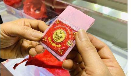 Một công ty tặng 150 chỉ vàng cho nhân viên trong ngày vía Thần Tài