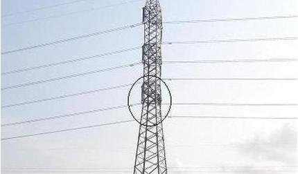 Vẫn chưa giải cứu được người đàn ông 'cố thủ' trên cột điện cao thế ở Hải Phòng