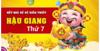 XSHG 16/2 - Kết quả xổ số Hậu Giang thứ 7 ngày 16/2/2019