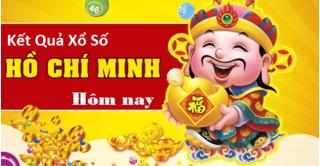 XSHCM 3/8 - Kết quả xổ số TP Hồ Chí Minh thứ 2 ngày 3/8/2020