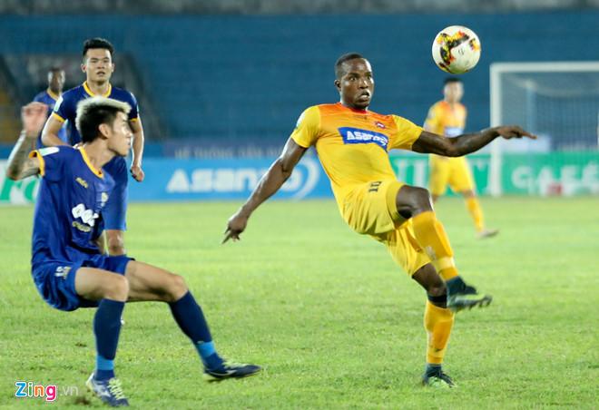 Tuyển thủ JamaicaLâm kiện CLB Hải Phòng lên FIFA