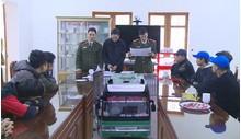 17 người sang Trung Quốc làm việc trái phép bị chặn đứng ở Thanh Hóa