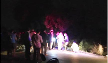 Hưng Yên: Hai xe máy đối đầu kinh hoàng, 2 người tử vong