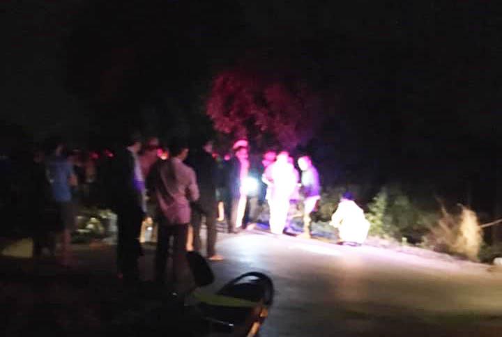 Tai nạn xe máy hai người tử vong ở Hưng Yên