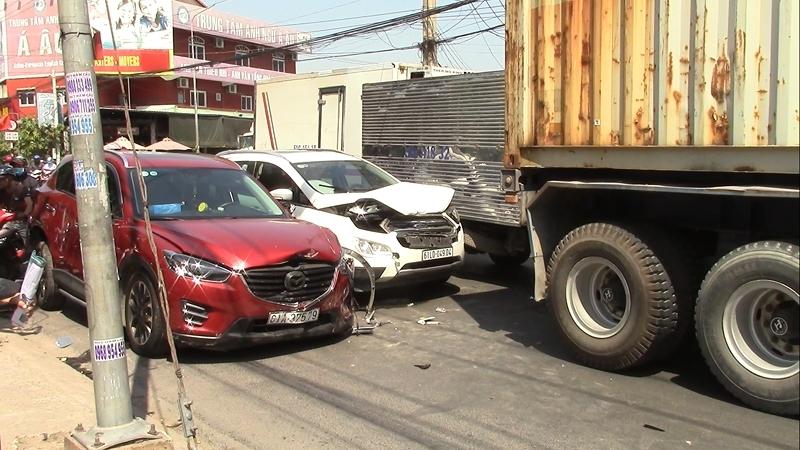 Tin tức tai nạn giao thông mới nhất, nóng nhất hôm nay 17/2/2019