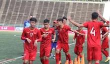 Lịch thi đấu cụ thể của đội tuyển U22 Việt Nam tại giải U22 Đông Nam Á