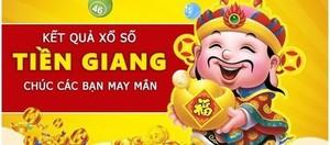 XSTG 17/2 - Kết quả xổ số Tiền Giang chủ nhật ngày 17/2/2019