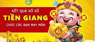 XSTG 7/6 - Kết quả xổ số Tiền Giang hôm nay chủ nhật ngày 7/6/2020