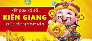 XSKG 9/8- Kết quả xổ số Kiên Giang hôm nay chủ nhật ngày 9/8/2020