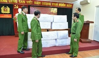 Cận cảnh gần 300 kg ma túy bị bắt giữ khi đang vận chuyển từ Lào về Việt Nam