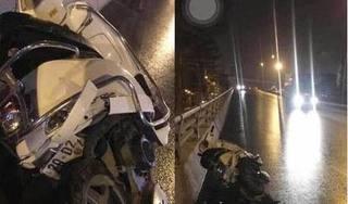 Tài xế xe Range Rover tông chết 2 người ở Hà Nội ra trình diện