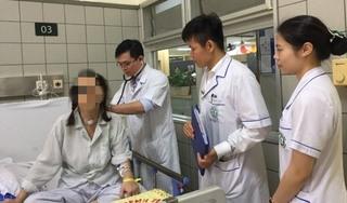 Bị đau vai gáy suốt 6 năm, người phụ nữ Hưng Yên không ngờ mắc ung thư xâm lấn tim, phổi