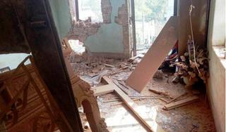 Vụ gia đình bị đánh mìn ở Thanh Hóa: Công an lập chốt bảo vệ 24/24