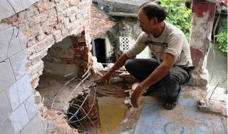 Vụ gài mìn nổ tung nhà ở Thanh Hóa: Nghi phạm là em ruột nạn nhân
