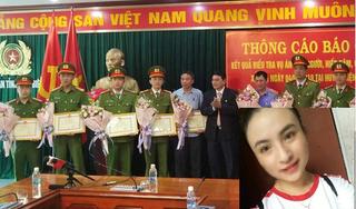 Khen thưởng Ban chuyên án điều tra vụ nữ sinh giao gà bị sát hại ở Điện Biên