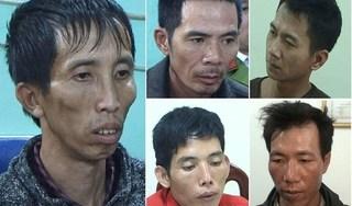 Quá khứ bất hảo của 5 bị can hiếp dâm, sát hại nữ sinh ở Điện Biên