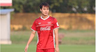 Tiền vệ Văn Toàn thừa nhận chưa đủ năng lực để 'xuất ngoại'