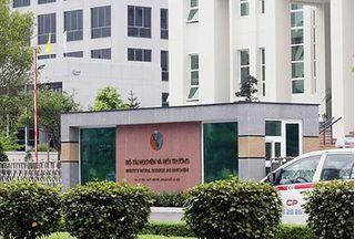 Bộ TN-MT đang làm rõ 'mối quan hệ' giữa một Phó tổng cục trưởng với nữ Viện trưởng