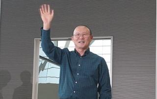 HLV Park bất ngờ tiết lộ kế hoạch 2019 trước khi trở lại Việt Nam