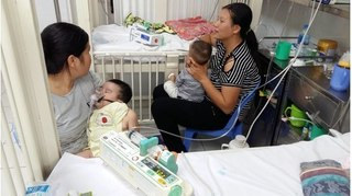 Nhiều trẻ mắc cúm biến chứng viêm não nguy kịch, cha mẹ làm gì để đối phó?