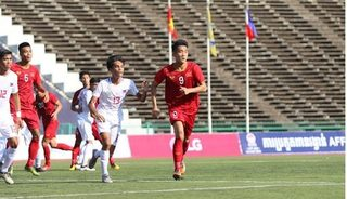 Thanh Hậu tỏa sáng, U22 Việt Nam vào bán kết U22 ĐNA sau chiến thắng đậm trước Đông Timor