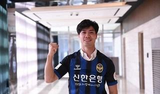 Công Phượng xem Son Heung-min là hình mẫu để học tập