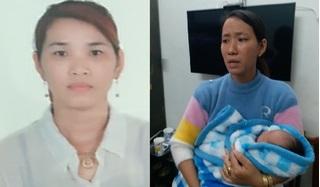 Bắt 2 chị em đang trên đường đưa trẻ sơ sinh sang Trung Quốc để bán