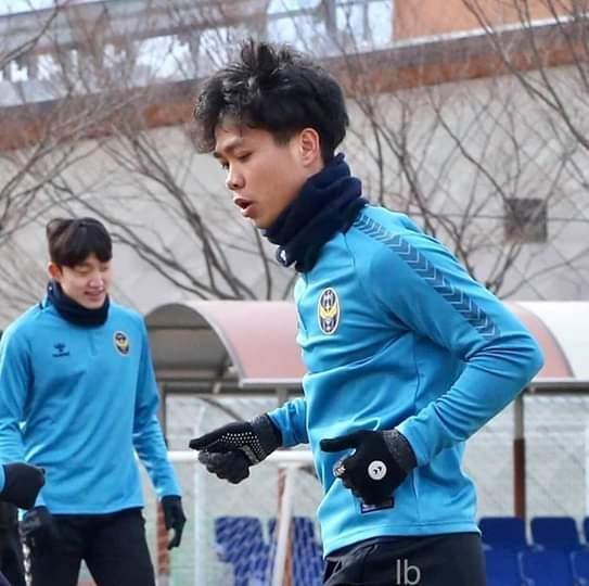 Tiền đạo Công Phượng có bàn thắng đầu tiên trong màu áo Incheon