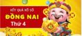 XSDN 20/2 - Kết quả xổ số Đồng Nai thứ 4 ngày 20/2/2019