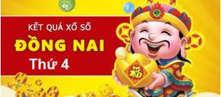XSDN 12/8 - Kết quả xổ số Đồng Nai hôm nay thứ 4 ngày 12/8/2020