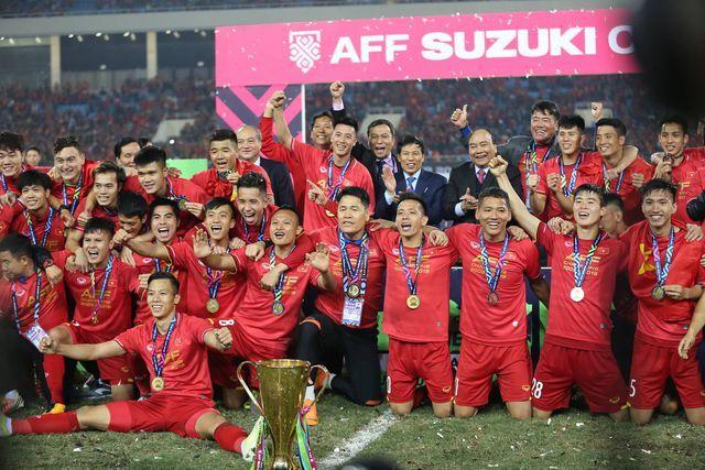 ' Đội tuyển Việt Nam sẽ vượt thành tích Thái Lan ở VL World Cup'