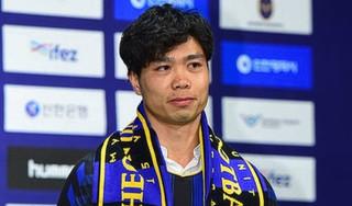 Công Phượng nhận mưa lời khen sau bàn thắng ra mắt CLB Incheon