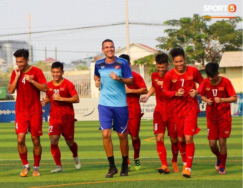 Trận đấu giữa U22 Việt Nam và Thái Lan được coi là chung kết sớm của giải đấu U22 Đông Nam Á