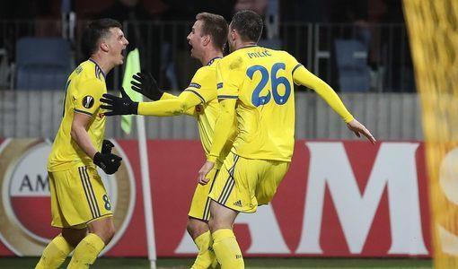 Lịch thi đấu bóng đá ngày hôm nay 21/2: Arsenal – BATE Borisov Pháo thủ phục thù