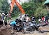 Cận cảnh chiếc ô tô chở cán bộ biên phòng bị lũ cuốn trôi sau 2 năm