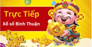XSBTH 14/5 - Kết quả xổ số Bình Thuận hôm nay thứ 5 ngày 14/5/2020