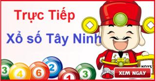 XSTN 14/5 - Kết quả xổ số Tây Ninh hôm nay thứ 5 ngày 14/5/2020