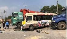 Phó Thủ tướng chỉ đạo điều tra vụ TNGT nghiêm trọng trên Đại lộ Thăng Long