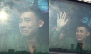 Thanh niên mếu máo chia tay mẹ trước khi lên đường nhập ngũ gây 'bão' mạng