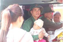 Tiễn 1.390 thanh niên ưu tú xứ Lạng lên đường nhập ngũ