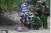 Đã xác định được danh tính người phụ nữ chết lõa thể trong rừng ở Ninh Thuận