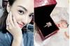 Hồng Quế khoe nhẫn kim cương sang chảnh sau lần 'thất hẹn' với dân mạng