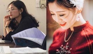 Dân mạng thi nhau khoe hình ảnh cô giáo thực tập xinh đẹp 'nức lòng'