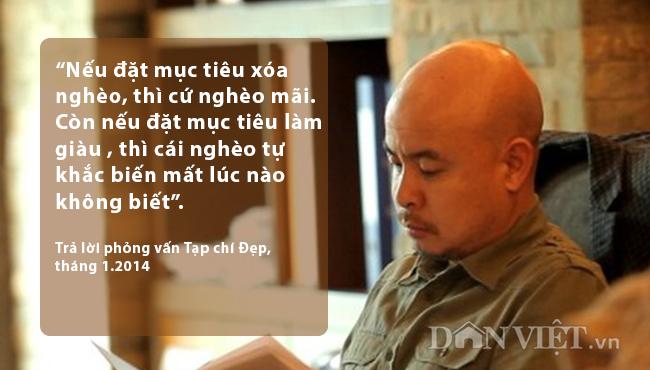 Những phát ngôn 'để đời' của ông chủ Trung Nguyên - Đặng Lê Nguyên Vũ