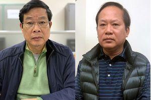 Ông Nguyễn Bắc Son và ông Trương Minh Tuấn bị khởi tố, bắt tạm giam