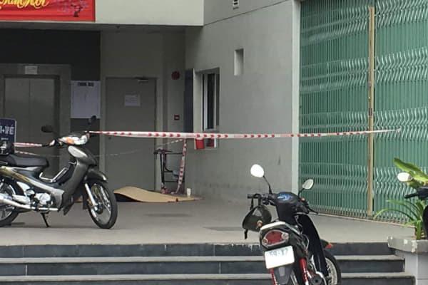 Cô gái nghi nhảy lầu tự tử tại khu nhà ở xã hội Bình Dương