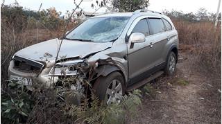 3 người trong một gia đình tử vong sau cú đâm cực mạnh của ô tô