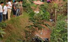 Bắc Giang: Phát hiện thi thể 2 thanh niên tử vong dưới mương nước