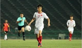 4 cầu thủ U22 Việt Nam được tiến cử cho U23 Việt Nam