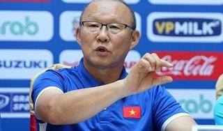 HLV Park Hang Seo: 'Tôi  không  trốn tránh SEA Games'